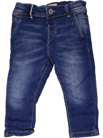 Jeans boy DENIM blue 12 months summer #31675_1