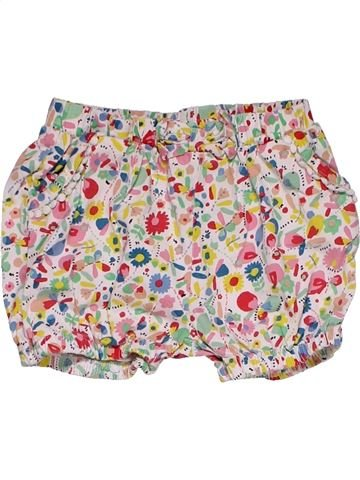 Short pants girl TU beige 4 years summer #31685_1