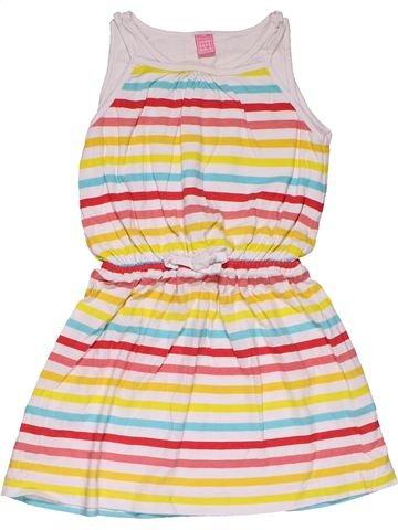 Short jumpsuit girl DOPODOPO white 5 years summer #31708_1