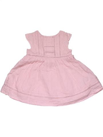 Dress girl NEXT pink 3 months summer #31820_1