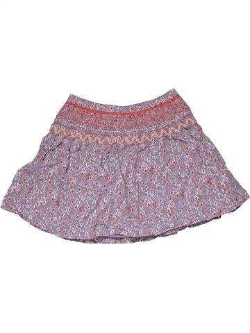 Skirt girl NEXT purple 4 years summer #31831_1