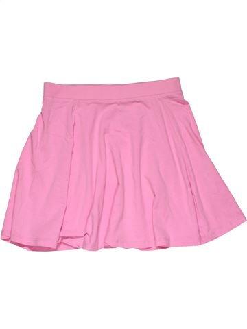 Skirt girl H&M pink 14 years summer #31833_1