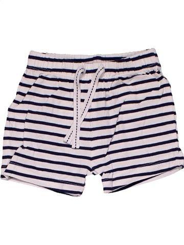 Short pants boy MATALAN black 3 months summer #31842_1
