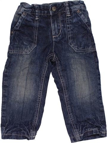 Jeans boy IMPIDIMPI blue 2 years winter #31900_1