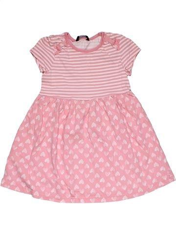 Dress girl GEORGE pink 4 years summer #31991_1