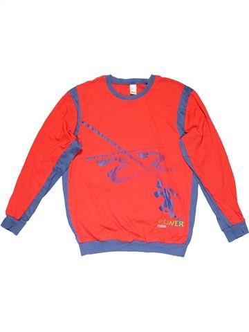 Sweatshirt boy CALIDA red 12 years winter #32053_1