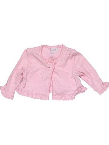 Bolero girl MINI CLUB pink 6 months winter #32176_1