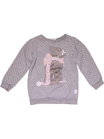 Sweatshirt girl TU gray 6 years winter #32198_1