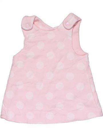 Dress girl BHS pink new born winter #32288_1