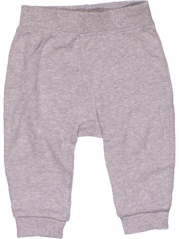 Trouser boy GEORGE gray 6 months winter #32301_1