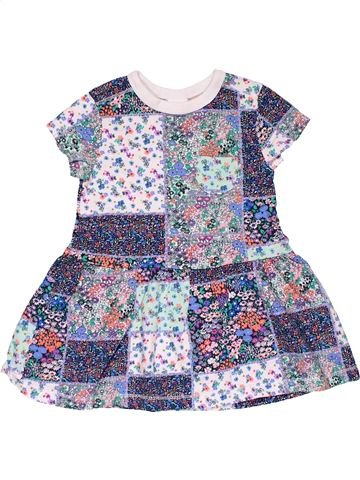 Dress girl NEXT purple 12 months summer #32353_1