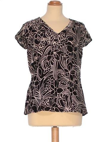 Short Sleeve Top woman DEBENHAMS UK 12 (M) summer #3265_1