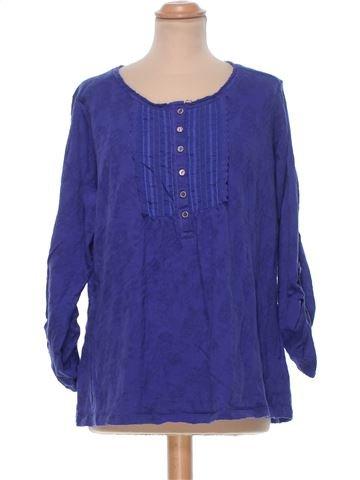 Long Sleeve Top woman M&S UK 20 (XL) summer #33664_1