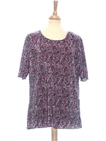Short Sleeve Top woman DAMART UK 20 (XL) summer #3377_1