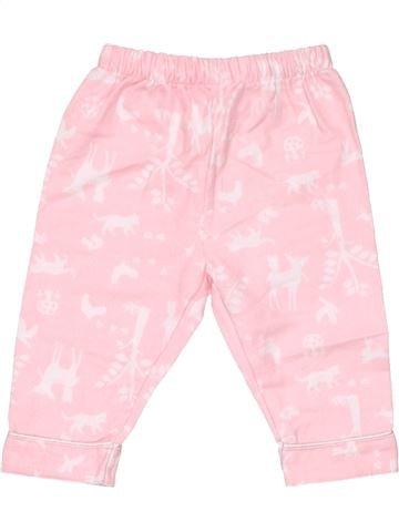 Trouser girl NO BRAND pink 3 months summer #339_1