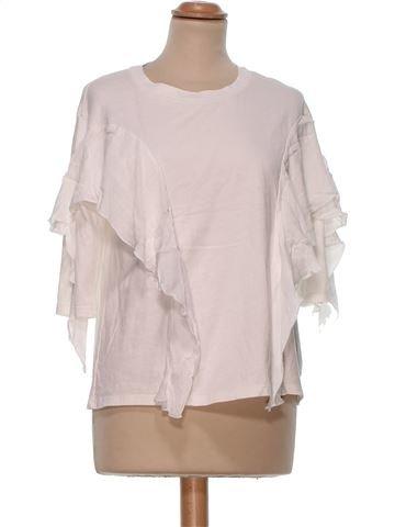 Short Sleeve Top woman PULL&BEAR M summer #34366_1