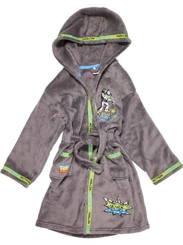 Dressing gown boy DISNEY gray 7 years winter #34497_1