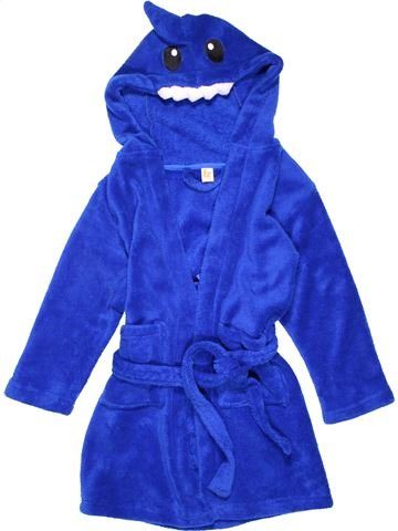 Dressing gown boy FRENDZ blue 6 years winter #34500_1