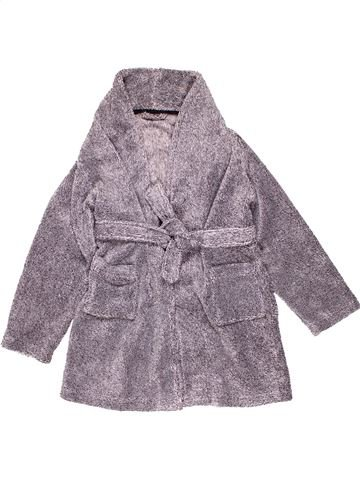 Dressing gown boy MATALAN gray 7 years winter #34502_1