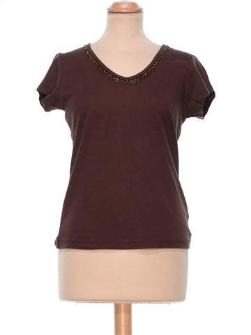 Short Sleeve Top woman BERSHKA UK 10 (M) summer #34780_1