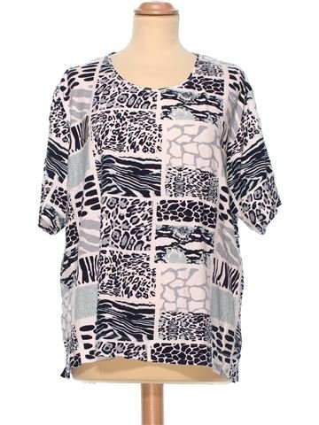 Short Sleeve Top woman TIGI UK 24 (XXL) winter #35385_1