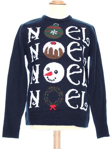 Man Xmas jumper man CEDAR WOOD STATE M winter #37039_1