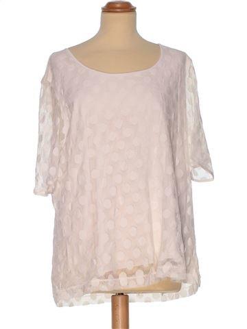 Short Sleeve Top woman GERRY WEBER UK 18 (XL) summer #3784_1