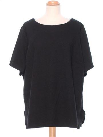 Short Sleeve Top woman MARKS & SPENCER UK 24 (XXL) winter #38401_1
