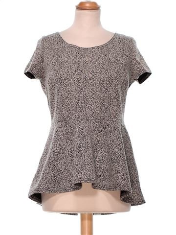 Short Sleeve Top woman NEW LOOK UK 12 (M) summer #39691_1
