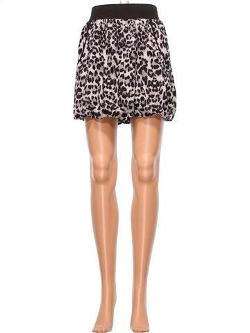 Skirt woman AMISU UK 8 (S) summer #4104_1