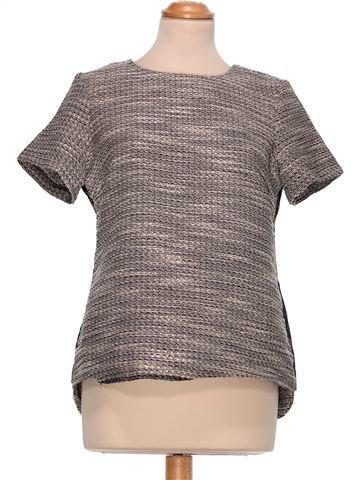 Short Sleeve Top woman OASIS UK 10 (M) winter #41270_1