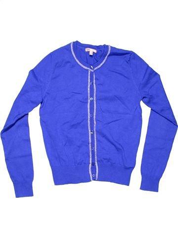 Jumper girl WE blue 10 years winter #4207_1