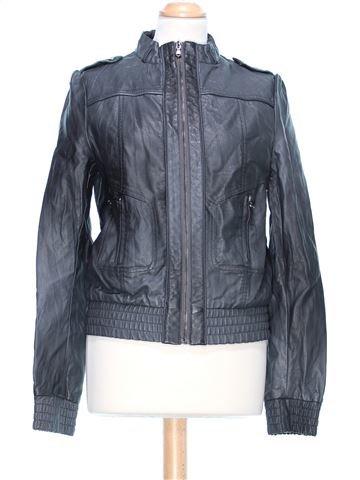 Synthetic Leather Jacket woman VERSION FEMININ M winter #42428_1