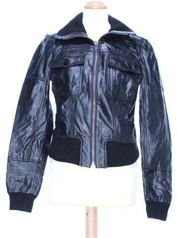 Synthetic Leather Jacket woman ONLY S winter #43009_1