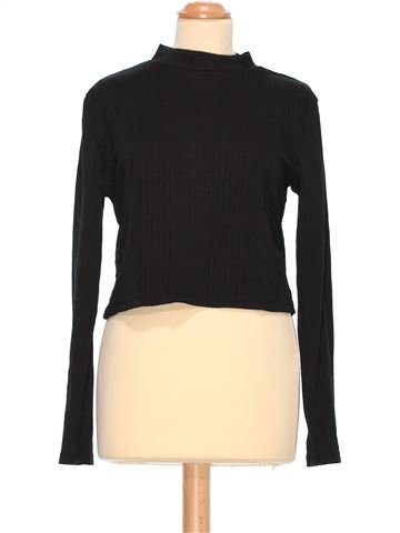 Long Sleeve Top woman DIVIDED L winter #44014_1