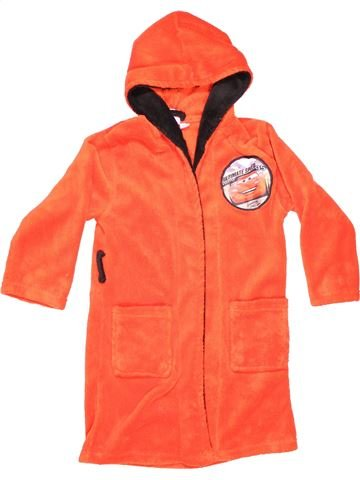 Dressing gown boy NO BRAND orange 6 years winter #4473_1