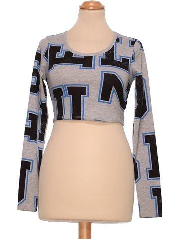 Long Sleeve Top woman TOPSHOP UK 6 (S) winter #45898_1