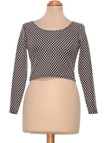 Long Sleeve Top woman TOPSHOP UK 8 (S) winter #47103_1