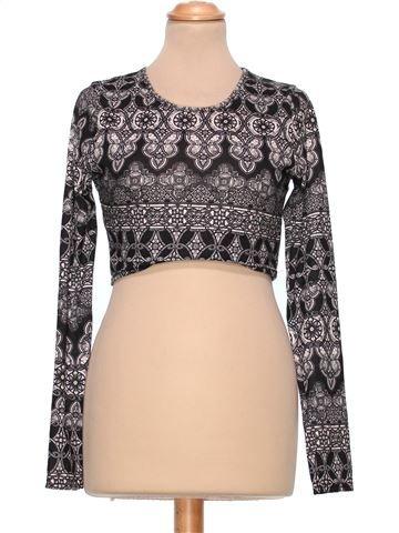 Long Sleeve Top woman QED LONDON M summer #47357_1