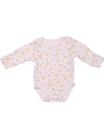 Long jumpsuit unisex DISNEY BABY white new born winter #4987_1
