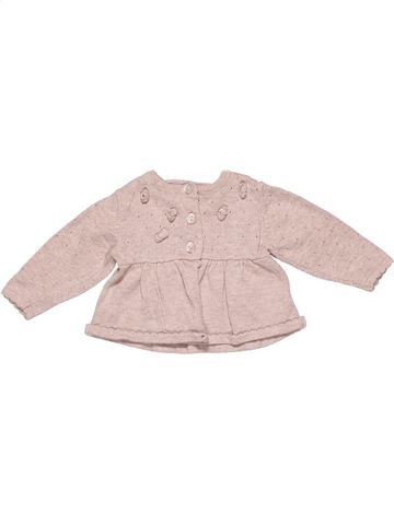 Jumper girl MAMAS & PAPAS pink 1 month winter #5034_1