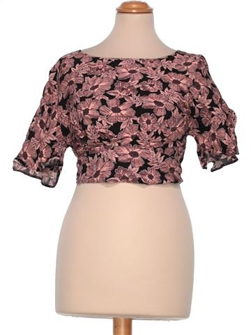 Short Sleeve Top woman MISS SELFRIDGE UK 14 (L) summer #50561_1