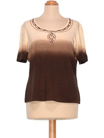 Short Sleeve Top woman GERRY WEBER UK 14 (L) summer #51517_1