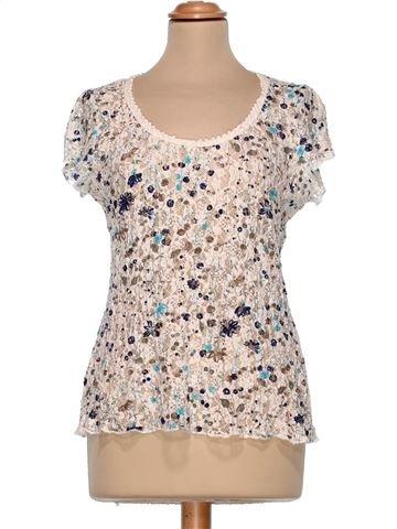 Short Sleeve Top woman M&S UK 16 (L) summer #51662_1