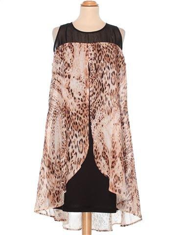 Dress woman JANINA UK 14 (L) summer #52152_1