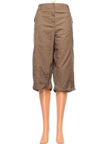Cropped Trouser woman CLASSICS UK 18 (XL) summer #5224_1