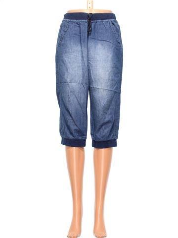 Cropped Trouser woman JANINA UK 10 (M) summer #52990_1