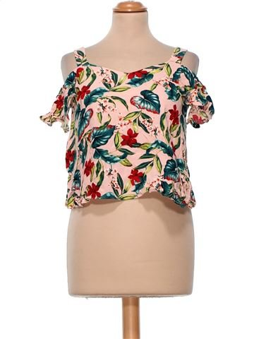 Short Sleeve Top woman TOPSHOP UK 6 (S) summer #53115_1