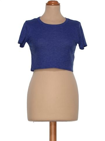 Short Sleeve Top woman TOPSHOP UK 10 (M) summer #53898_1