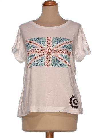 Short Sleeve Top woman MARKS & SPENCER UK 12 (M) summer #54159_1